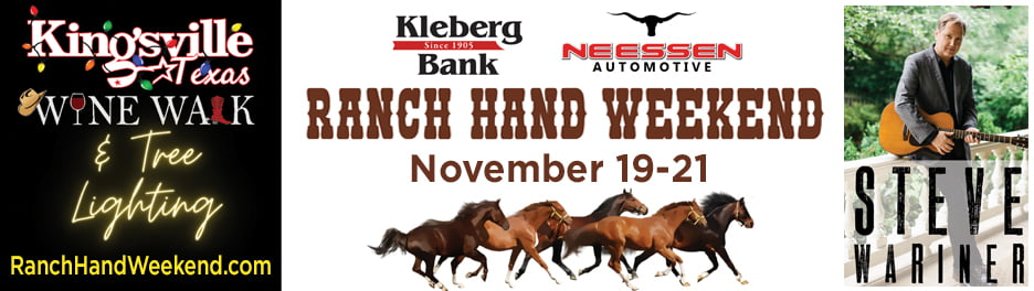 Ranch Hand Weekend Nov 19 to 21